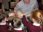 Baby Lambs visit