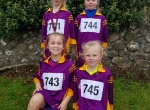 Cross Country Girls Junior Team