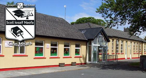 Saint Josephs National School, Kinvara, Galway